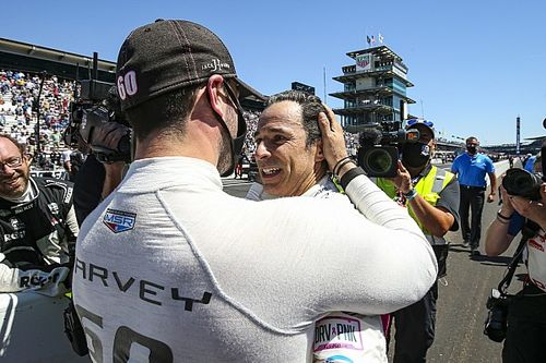 Castroneves full-time with Meyer Shank for 2022 IndyCar, Harvey out