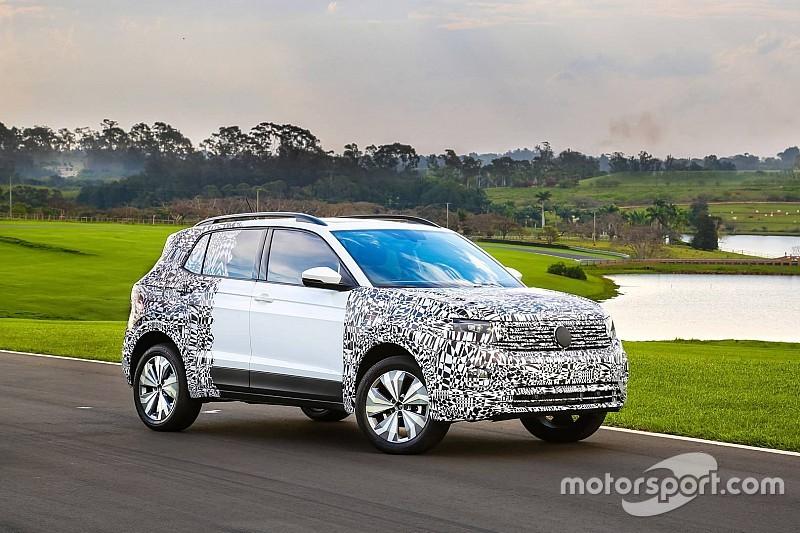 Новий VW T-Cross дебютує у жовтні на автосалоні в Бразилії