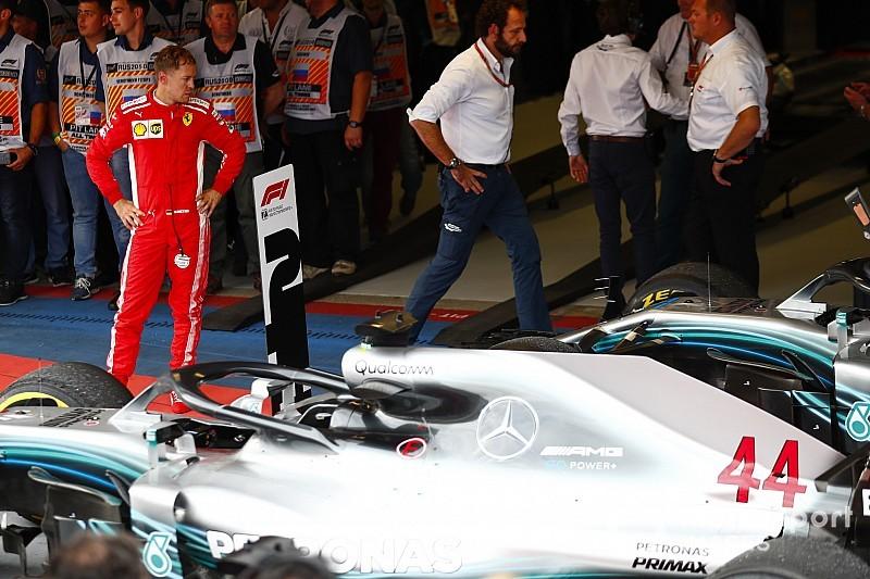Феттель посчитал оправданными командные приказы Mercedes