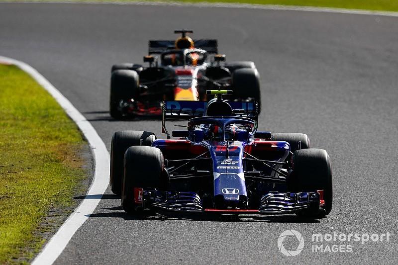 Sinergi Red Bull-Toro Rosso untungkan Honda