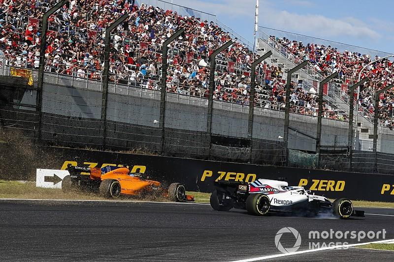 FIA解释阿隆索受罚原因