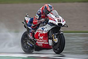 FP3 MotoGP Valencia: Petrucci tercepat, Vinales-Rossi Q1