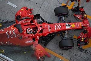 迈凯伦、法拉利成功发动2019年F1赛车