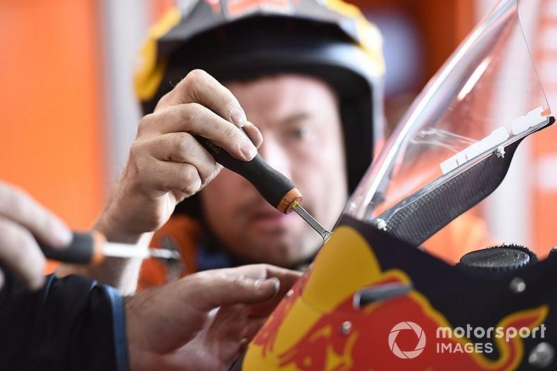 GALERI: Aksi sesi kualifikasi MotoGP Australia