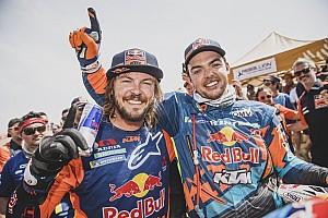 KTM sigue reinando en el Dakar gracias a un indestructible Price