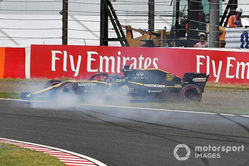 Nico Hülkenberg: Renault-Formkrise