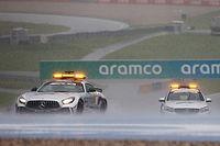 GP Estiria F1: las fotos del sábado de espera y lluvia