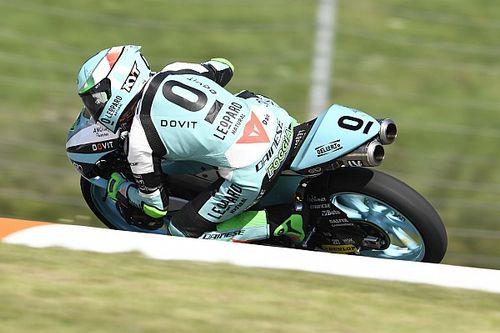 Moto3, Brno: primo trionfo di Dennis Foggia!