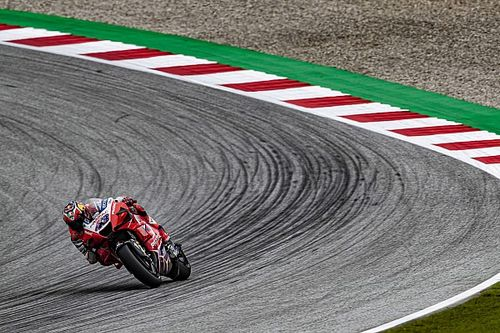 Red Bull Ring MotoGP: Miller leads Lecuona in wet/dry FP2