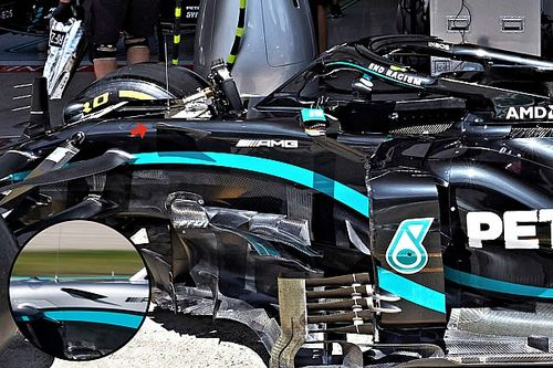 Austrian GP: Latest key F1 technical developments