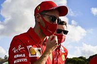 """Vettel, Ferrari kariyerini """"itibar"""" ile tamamlamak istiyor"""