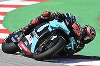 Barcelona MotoGP: Quartararo wins as Rossi, Dovizioso crash