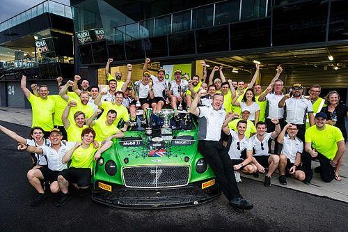Bentley wycofał się z IGTC