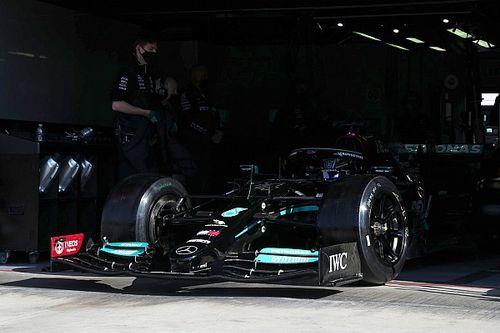 Pierwsze testy Hamiltona