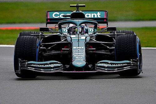Kini Bela Aston Martin, Vettel Tetap Terbebani Buktikan Diri