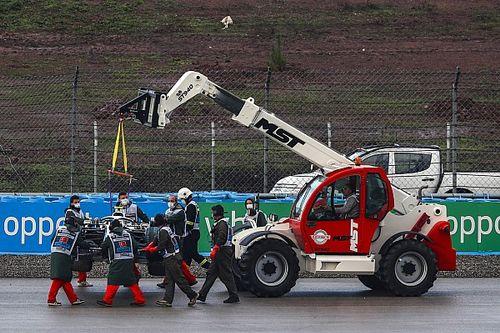 Los pilotos quieren una explicación de la FIA por la grúa de Turquía