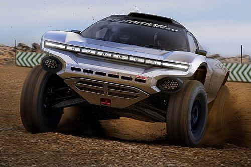 GMC stapt met Hummer in off-roadkampioenschap Extreme E