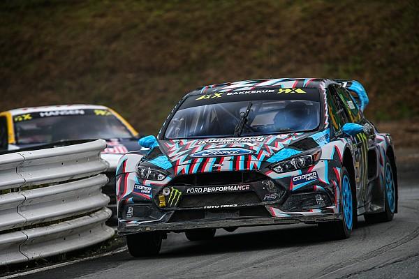 World Rallycross Block's Ford-backed team to quit World Rallycross