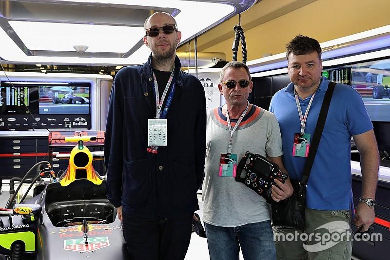 A világ leggyorsabb remixét készítette el a The Chemical Brothers az F1 számára