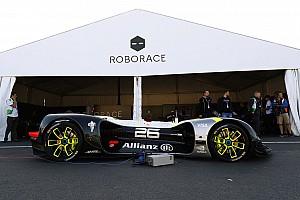 La Roborace di scena all'Autosport International