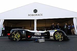 Roborace Noticias Motorsport.com Roborace estará presente en el Autosport International