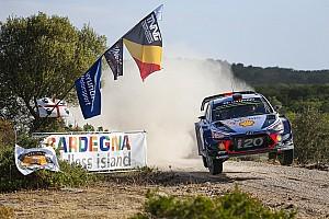WRC Preview Les horaires de toutes les spéciales du Rallye de Sardaigne