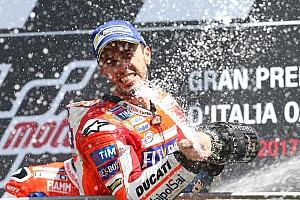"""MotoGP Noticias Dovizioso: """"Ganar aquí era algo impensable"""""""