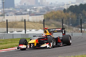 Super Formula Actualités Gasly déplore des problèmes de freins et de boîte de vitesses