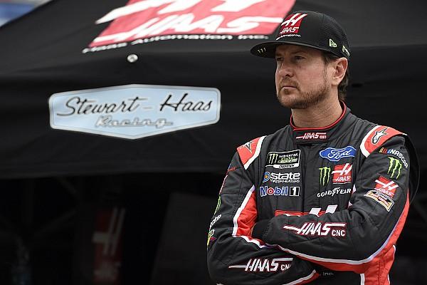 Kurt Busch hat für NASCAR-Saison 2018