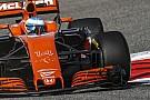 Formula 1 McLaren'ın 2018 aracı çarpışma testini geçti