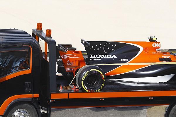 Formula 1 Breaking news Honda adalah bencana bagi McLaren - Boullier