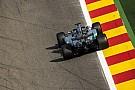 Hamilton végzett az élen délután Belgiumban Räikkönen előtt: leszakadt az ég Spa-ban