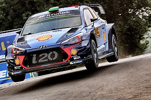 WRC Breaking news Paddon says focus already on 2018 season