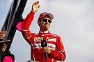 Vettel: İkincilikle mutlu olamam