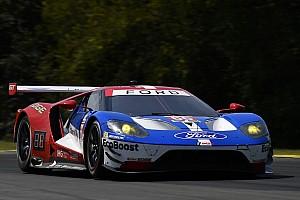 IMSA Репортаж з кваліфікації IMSA у Вірджинії: Джоі Хенд здобув поул на Ford GT