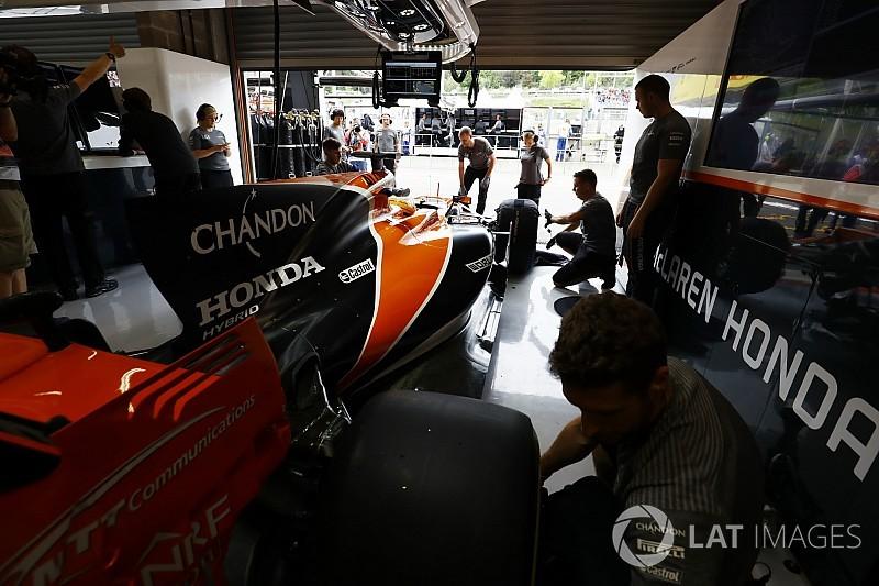 A McLaren nagyon támogatta volna a Toro Rosso-Honda forgatókönyvet