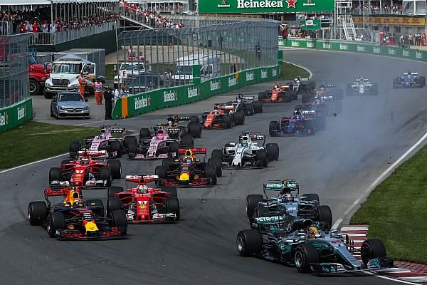 Formula 1 Fotogallery: i team radio del GP del Canada