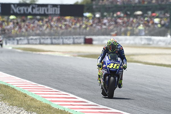 MotoGP Новость Росси выступит в Ассене на новом шасси Yamaha