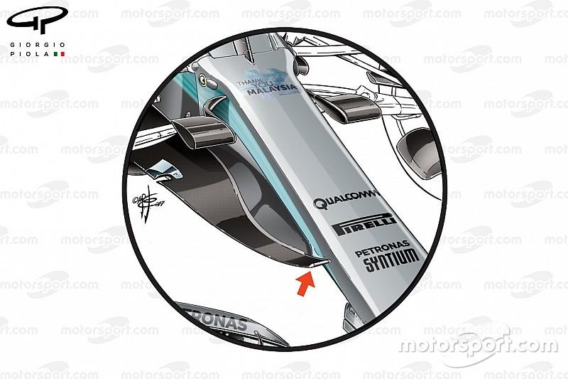 Mercedes: il nuovo muso è stato sottoposto a crash test frontale