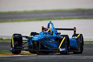 Formule E Actualités Renault e.dams a été restructuré pour 2017-18