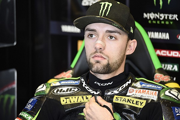 Illness rules Folger out of Motegi MotoGP race
