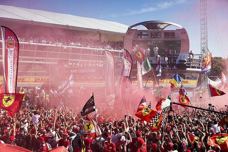 Presentato a Roma il poster ufficiale del Gran Premio d'Italia