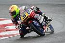Moto3 Aplastante triunfo de Fenati en la lluvia