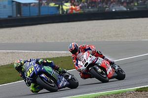 MotoGP Breaking news Hampir kalahkan Rossi, Petrucci salahkan Barbera dan Rins