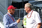 Formule 1 Lauda adviseert Red Bull: