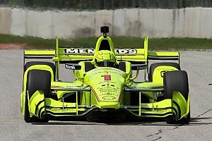 IndyCar Résumé d'essais libres EL3 - Au tour de Simon Pagenaudde mener!