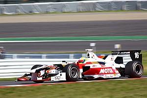 Super Formula Yarış raporu Suzuka Super Formula: Yamamoto rahat kazandı