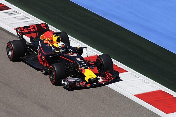 Formel 1 News Red Bull Racing: Keine Chance gegen Ferrari und Mercedes in Sochi