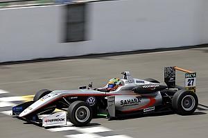 F3-Euro Reporte de la carrera Primera victoria de Daruvala en el FIA Fórmula 3