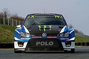 World Rallycross Preview Solberg :